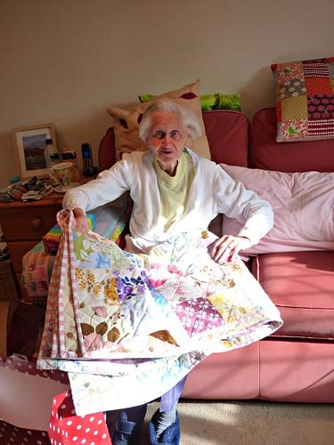 Mum's 81st Birthday