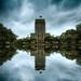 City Hall Lake by digital-dreams