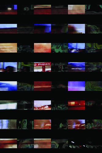 Drive Composition 1 Mosaic [Stills]