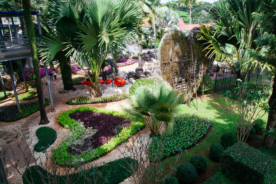 Heart Garden, Nong Nooch Tropical Garden, Pattaya