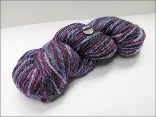 Twilight handspun