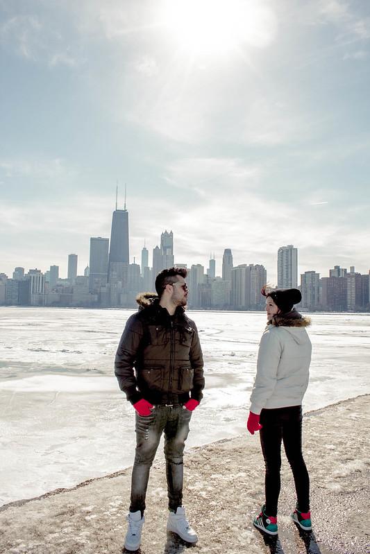 Lake Drive Shore Chicago