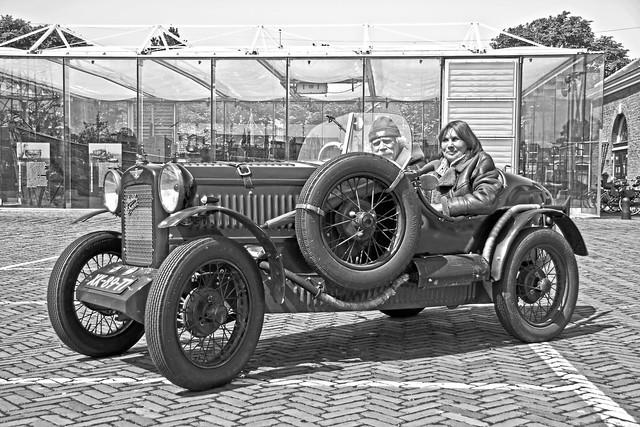 Austin Seven 1933 (8434)