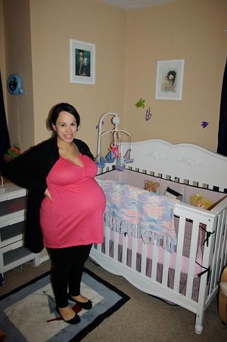 37 Weeks Pregnant 2014
