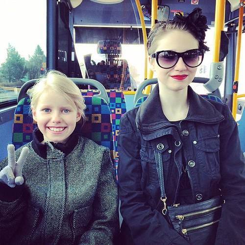 Bus sisters