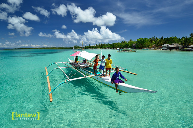 Cagbalete Island - Boat Taxi