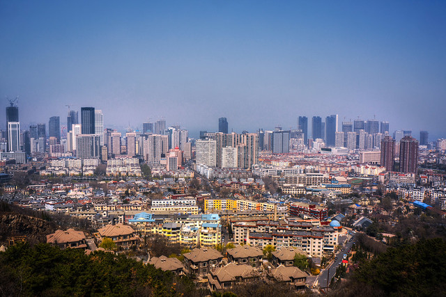 Dalian, Zhongshan District