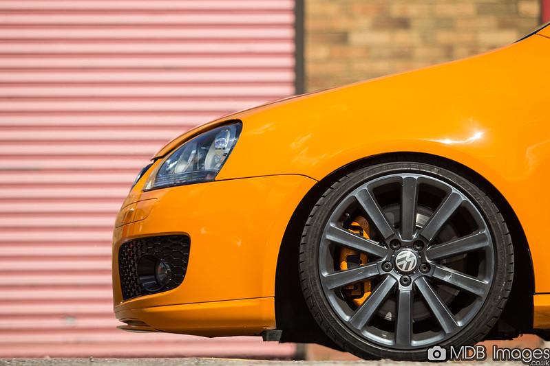 Ollie's VW Golf MKV GTI (Fahrenheit Rep)