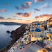 Sunset Dreams || Oia Santorini by blame_the_monkey