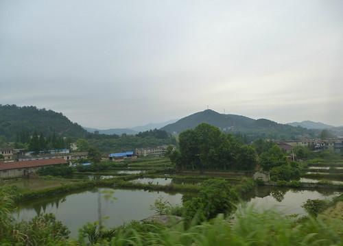 Jiangxi-Yushan-Sanqing Shan-bus (9)