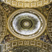 Ceiling, St Peter's Basilica