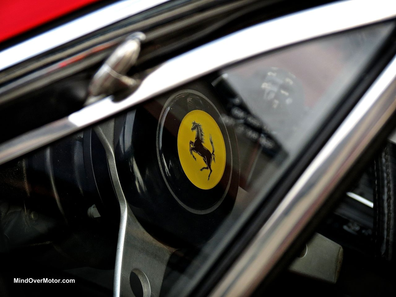 Ferrari 365 Daytona Steering Wheel
