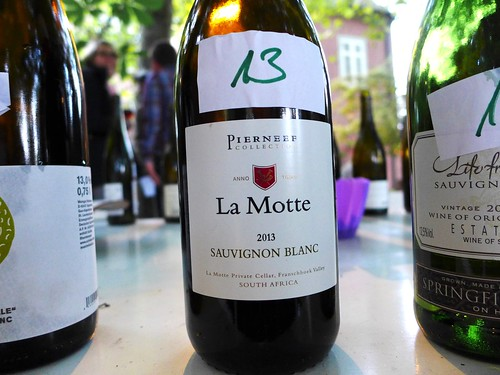 2013 La Motte Pierneef Sauvignon Blanc