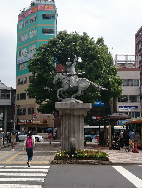 Nippori Statue