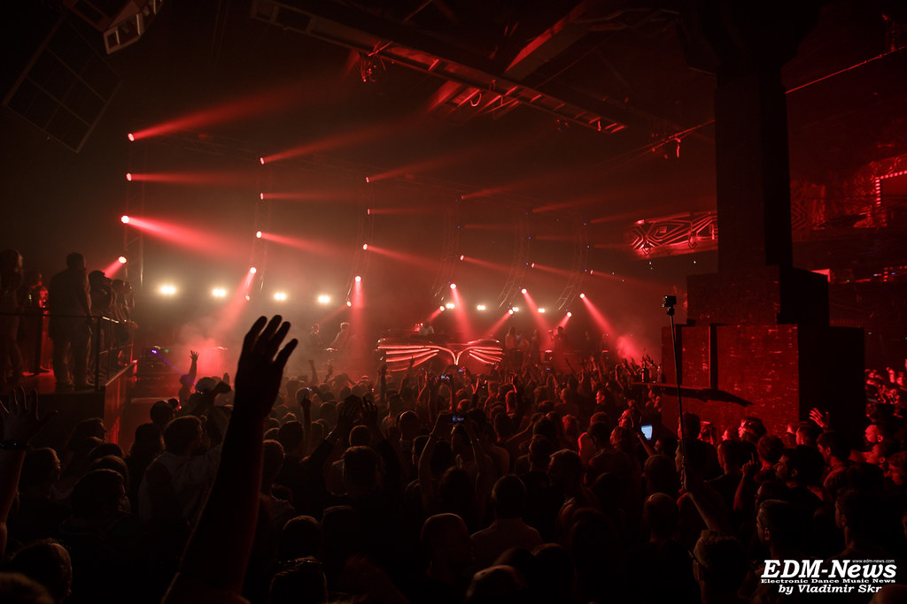 Paul Kalkbrenner at Space Moscow 2015