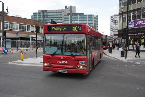 Arriva London South PDL125 LJ56ARF