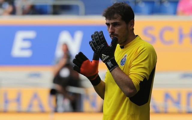 Iker Casillas faz sua estreia pelo Porto e vence time alem�o por 2 a 0