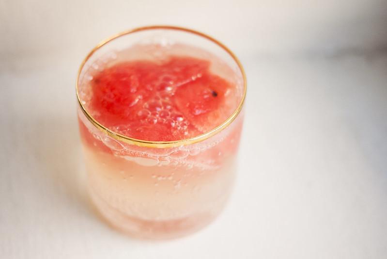 lemonad med vattenmelon