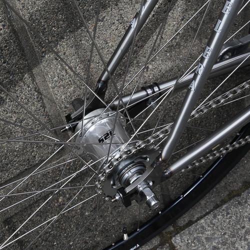 Steel Era Above Bike Store Custom