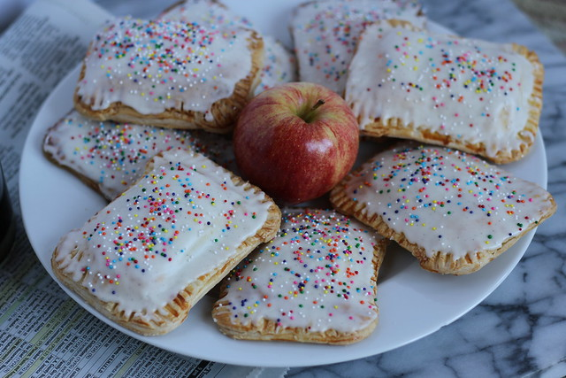 Apple Poptarts