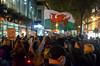 Anti Trump - Cardiff Protests