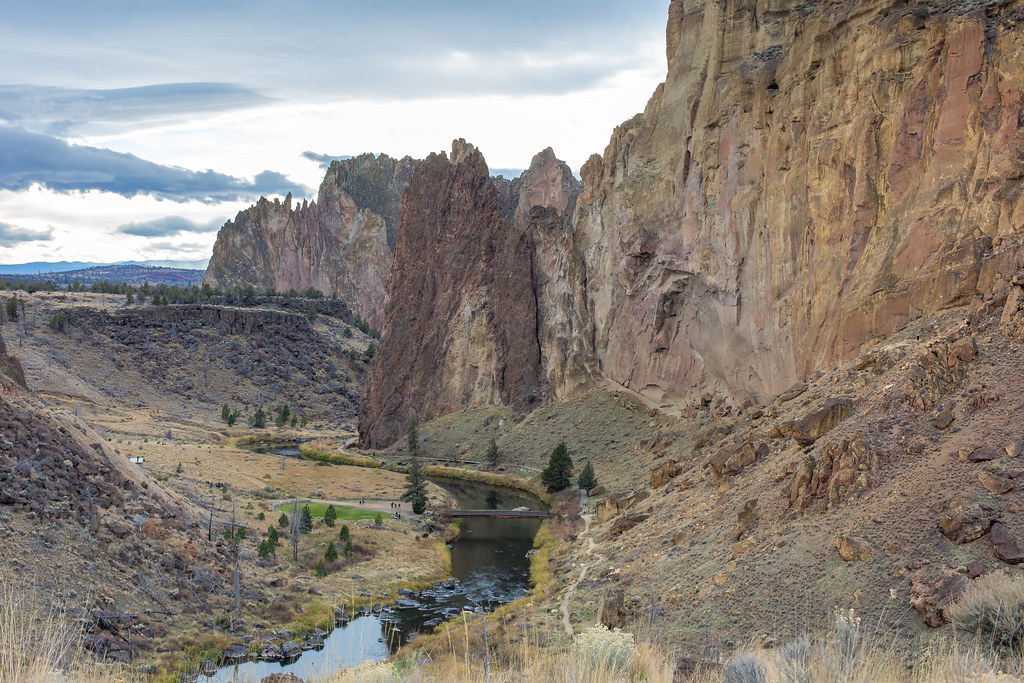 Oregon. Smith Rock