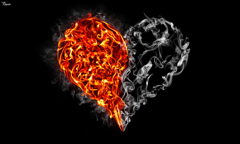 Where there's smoke, there's fire. They are soulmates