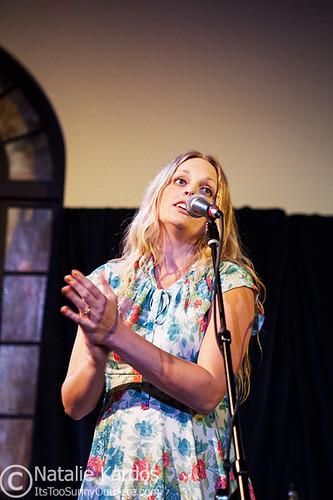 Hannalee @ Fremont Abbey, 05/16/2013