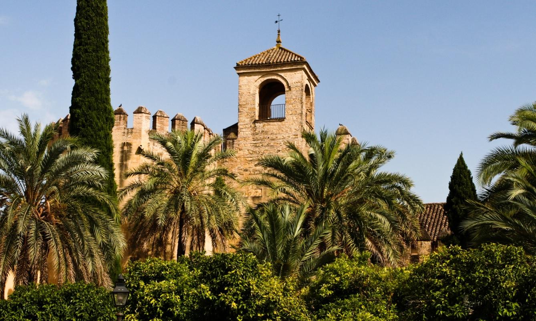 Vista de Córdoba y sus jardines. Autor, Sharon Mollerus