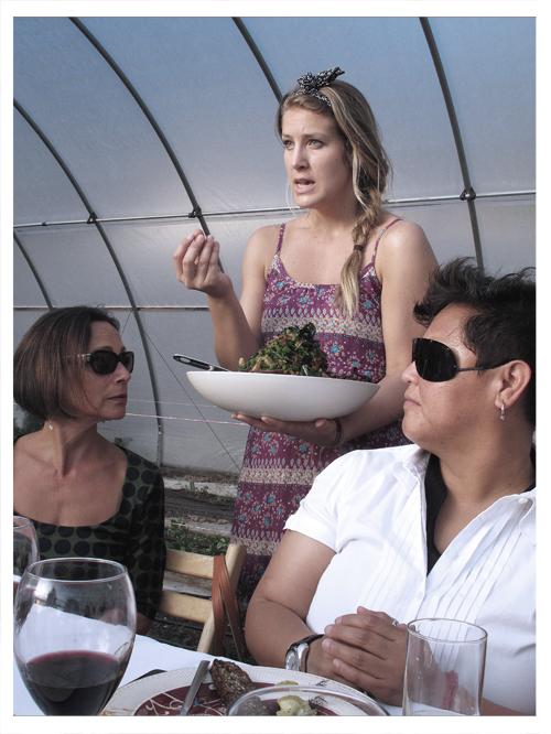 Explaining Our Next Dish