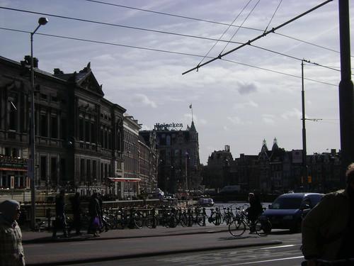 Amsterdam, Holland - www.meEncantaViajar.com by javierdoren