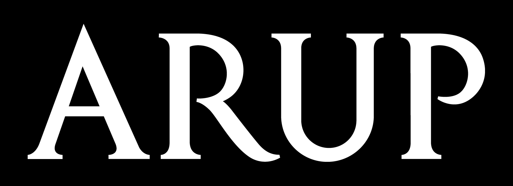 arup logo white 2010 flickr photo sharing