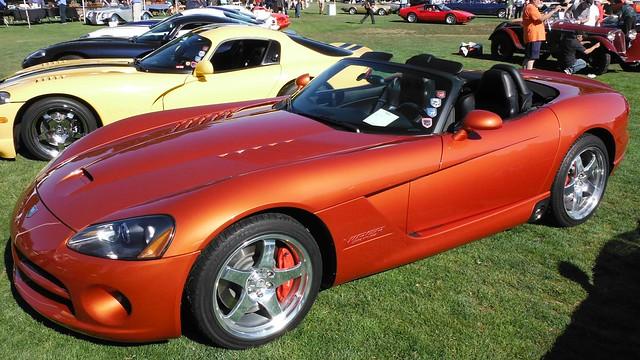 Dodge Viper SRT10 Roadster (ZB I)