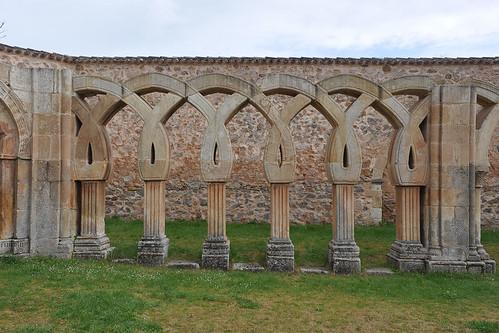 Claustre de San Juan de Duero (Sòria)