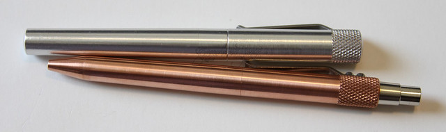 Karas Kustoms RETRAKT Copper with Render K Aluminum