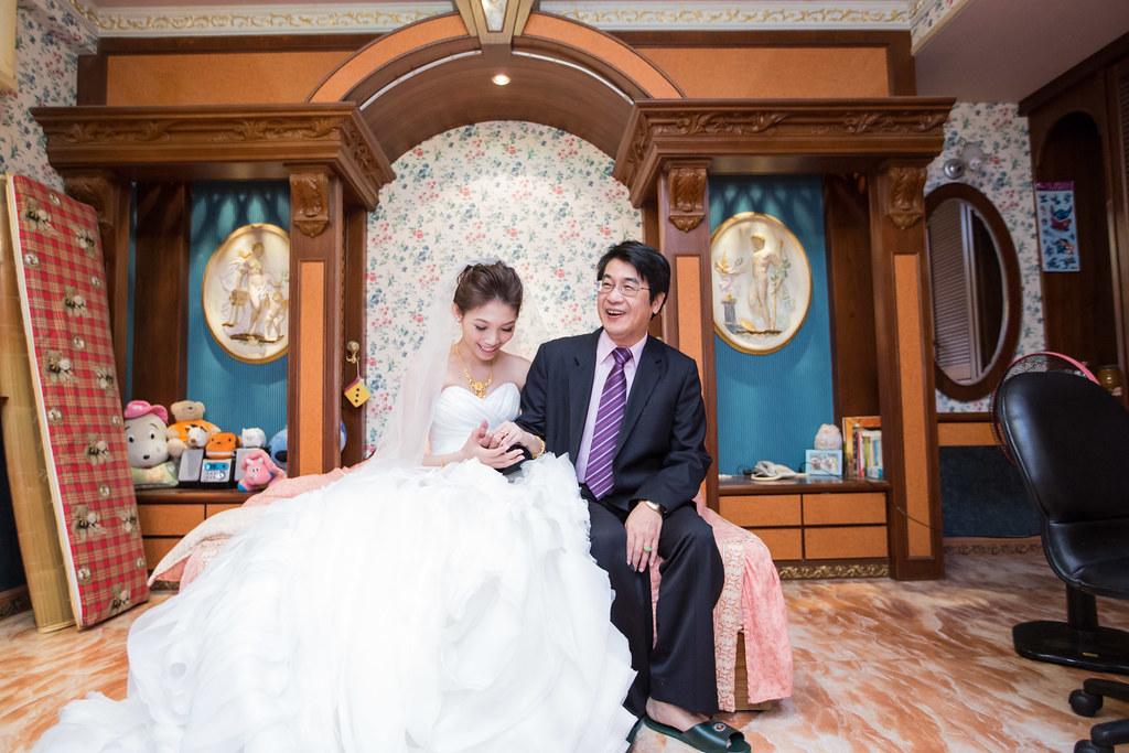 [高雄婚攝]森竹+筱涵-老新台菜餐廳-婚禮紀錄