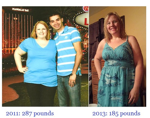100 pounds weight lost