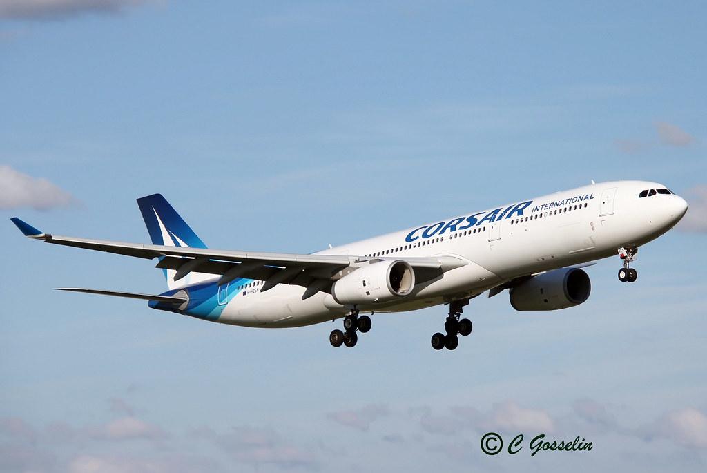 F-HZEN - A333 - Corsair