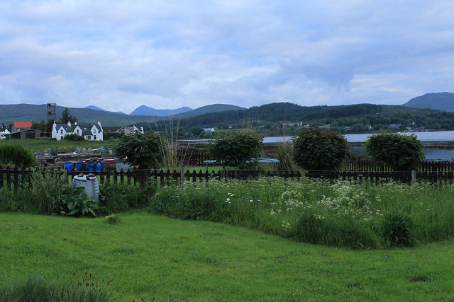 view from the skye b&b