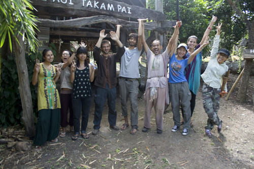 Tacomepai Organic Farm, Pai Thailand 27