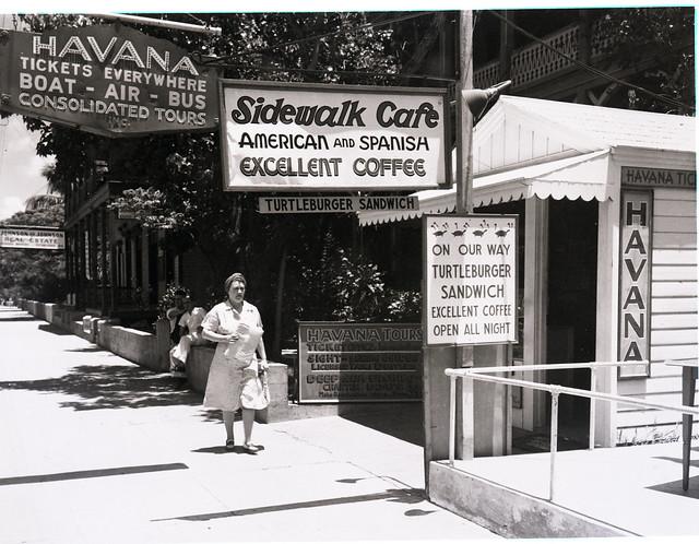 Duval Street Cafe