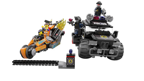 The LEGO Movie Sets