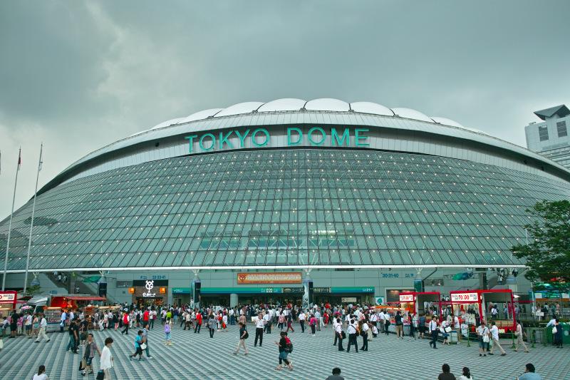 東京ドーム #1