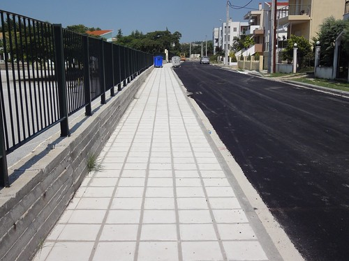 Έργα υποδομής στην περιοχή Σιγής