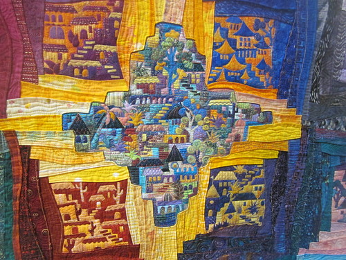 """Around the Block"" by Karen Eckmeier, close up 2"