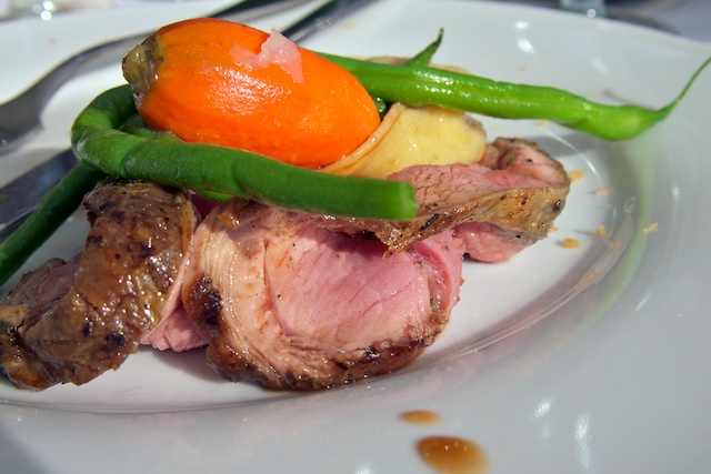 Araxi Longtable Dinner