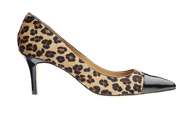 Leopard Pointy Heel
