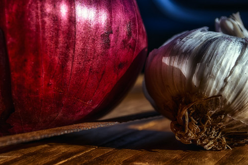 Out West Even The Vegetables Are Tough by hbmike2000