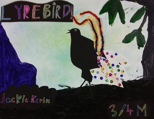Lyrebird! by 3/4M