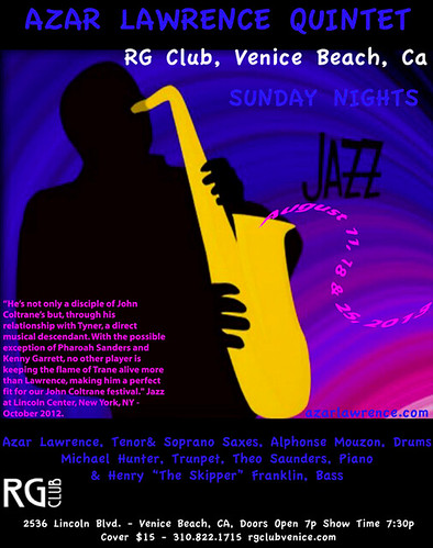 RG Club Venice Beach